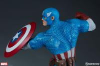 Gallery Image of Captain America Statue