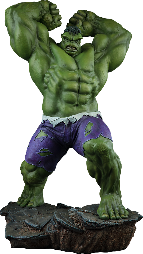Marvel Hulk Statue By Sideshow Collectibles Sideshow Collectibles