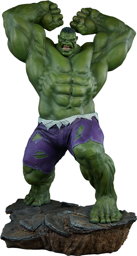 Sideshow Collectibles Hulk Statue