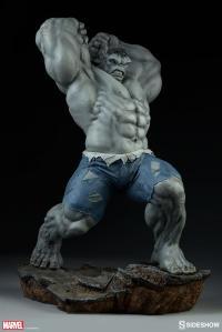 Gallery Image of Grey Hulk Statue