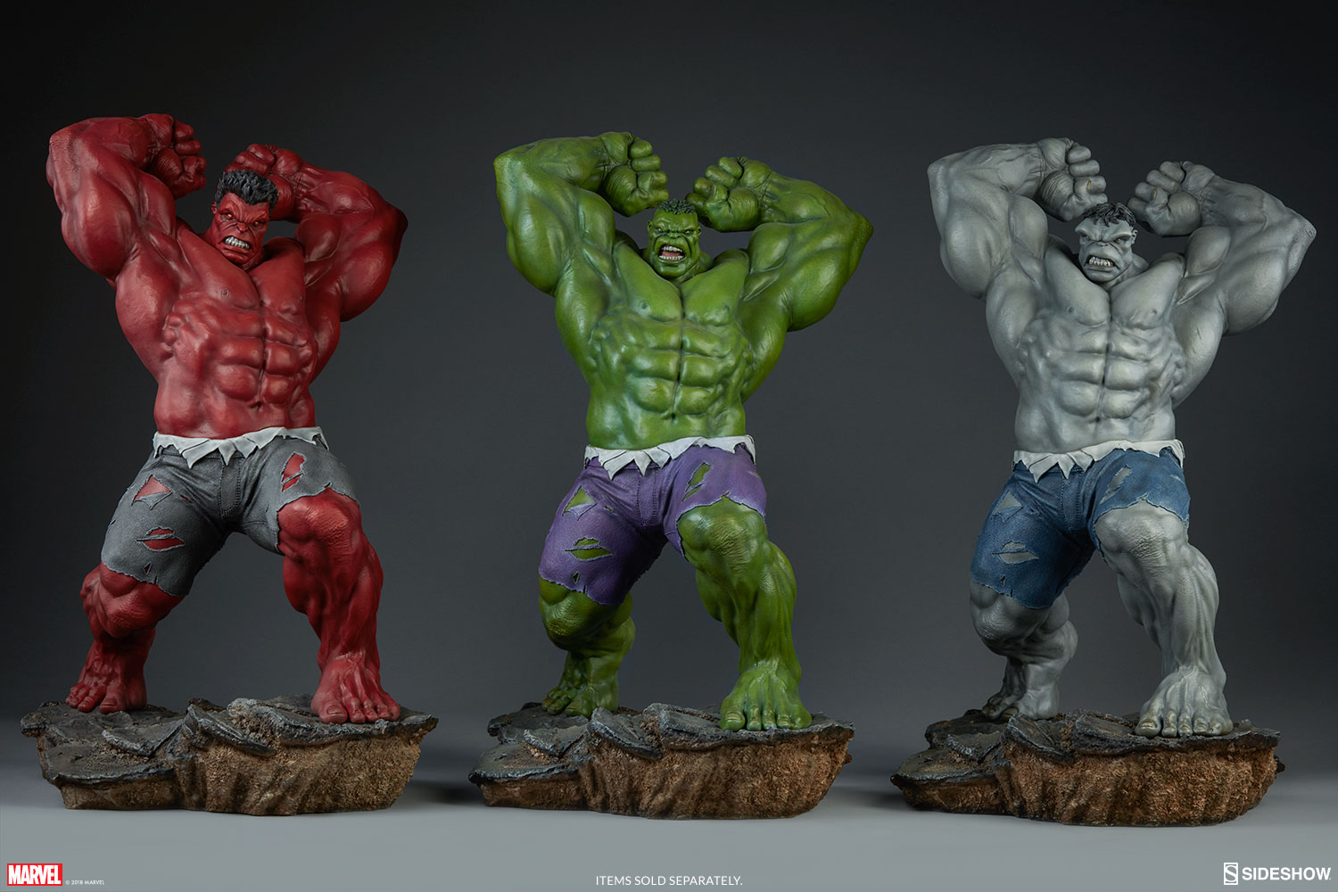 the best attitude 01511 d0fef Grey Hulk Exclusive Edition - Prototype Shown