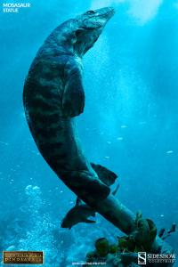 Gallery Image of Mosasaur Statue