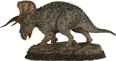 Sideshow Collectibles Triceratops Statue