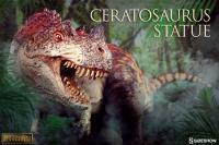 Gallery Image of Ceratosaurus Statue