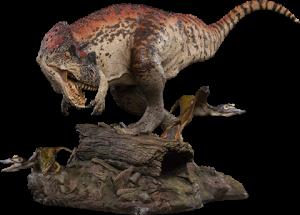 Ceratosaurus Statue