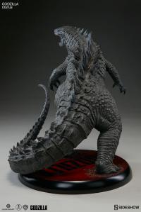 Gallery Image of Godzilla Statue