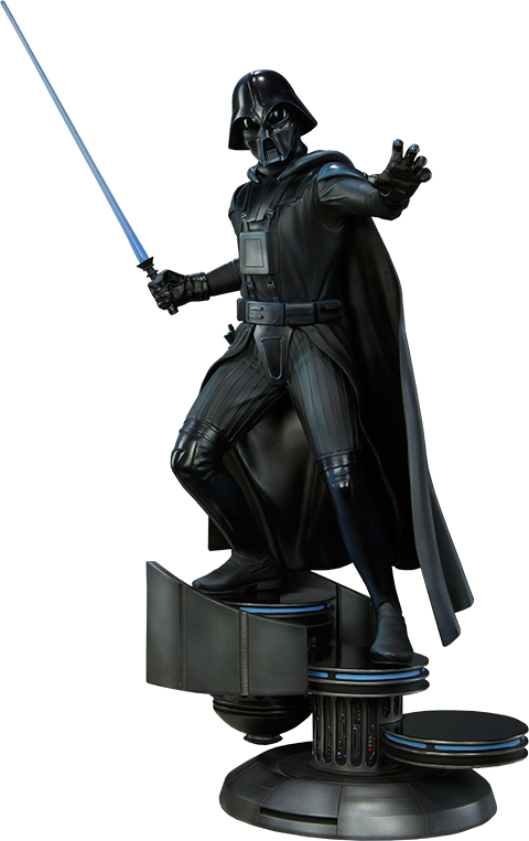Sideshow Collectibles Ralph McQuarrie Darth Vader  Statue