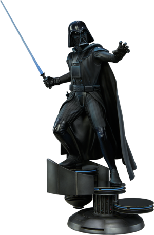 Ralph McQuarrie Darth Vader  Statue