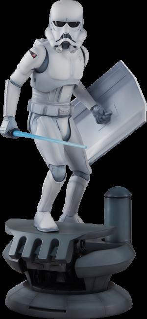 Ralph McQuarrie Stormtrooper Statue