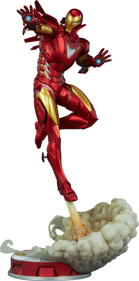 Sideshow Collectibles Iron Man Extremis Mark II Statue