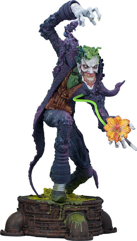Sideshow Collectibles The Joker Statue