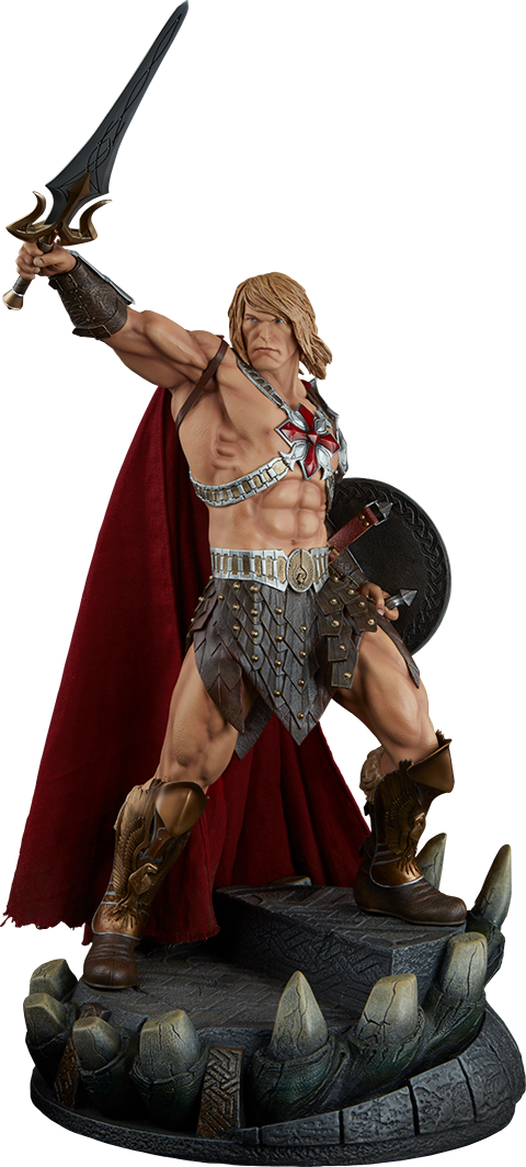 Sideshow Collectibles HeMan Statue