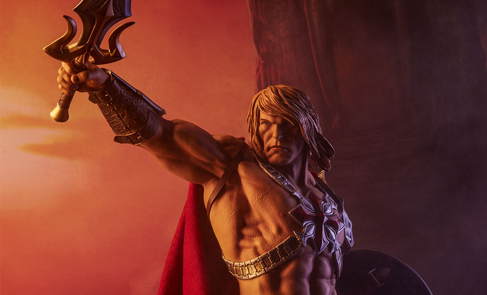 Gallery Feature Image of HeMan Statue - Click to open image gallery
