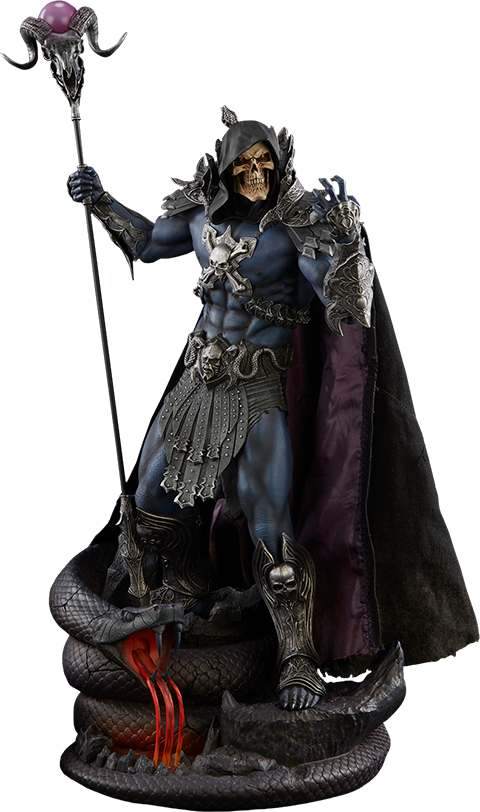 Sideshow Collectibles Skeletor Statue