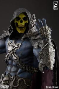 Gallery Image of Skeletor Statue