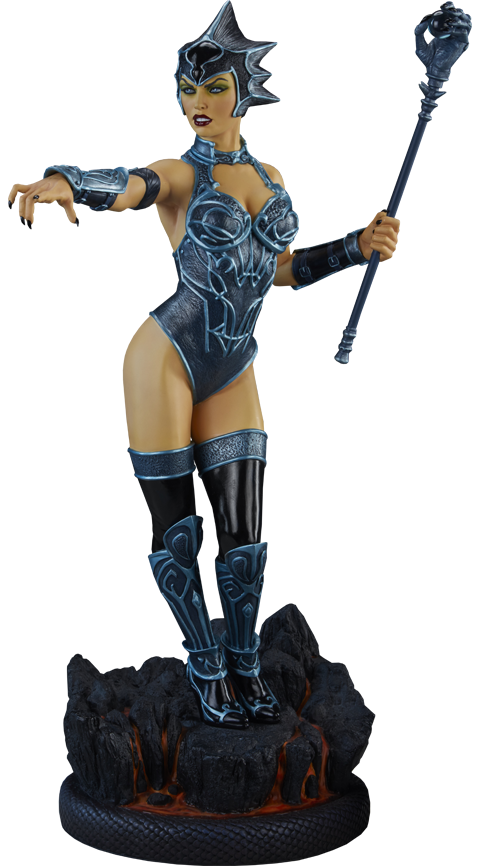 Sideshow Collectibles Evil-Lyn Classic Statue