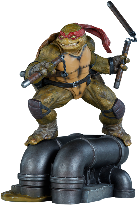 Sideshow Collectibles Michelangelo Statue