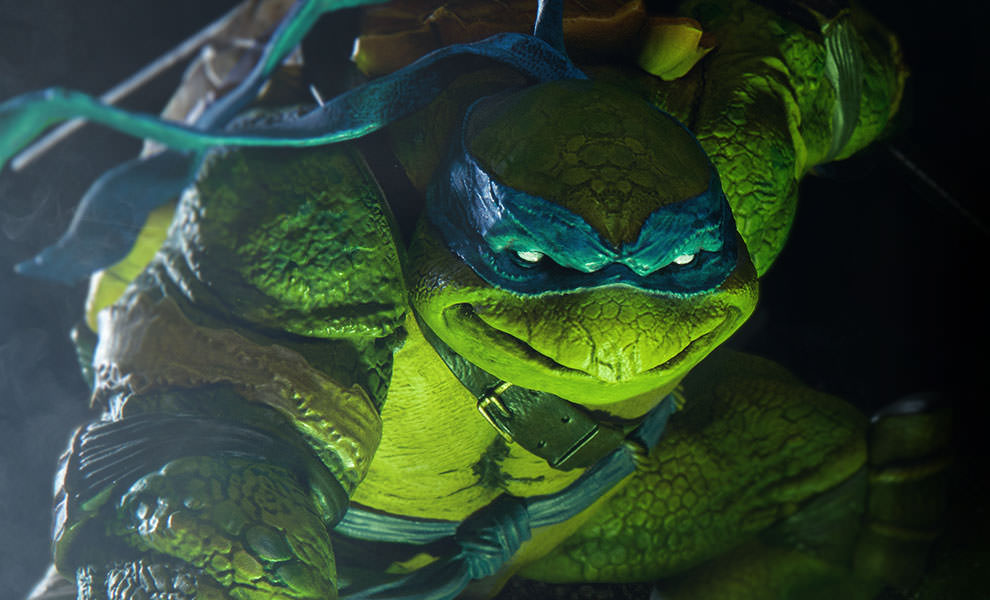 Tmnt Leonardo Statue By Sideshow Collectibles Sideshow Collectibles