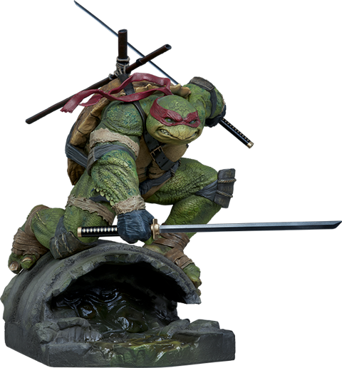 Sideshow Collectibles Leonardo Statue