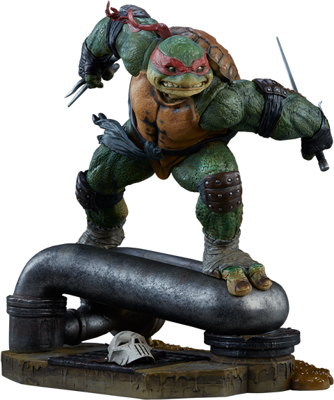 Sideshow Collectibles Raphael Statue