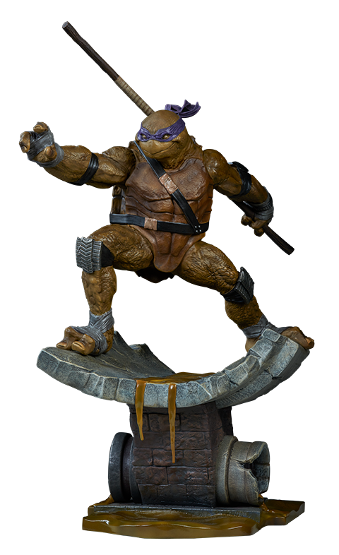 Sideshow Collectibles Donatello Statue