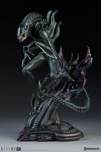 Gallery Image of Alien Warrior Statue