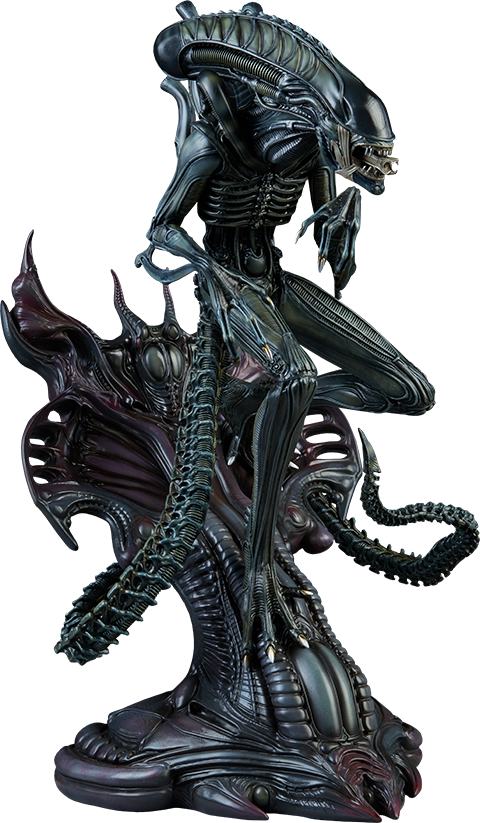 Sideshow Collectibles Alien Warrior Statue