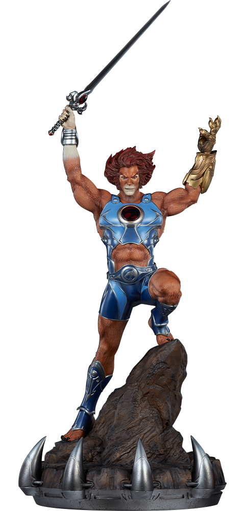 Sideshow Collectibles Lion-O Statue