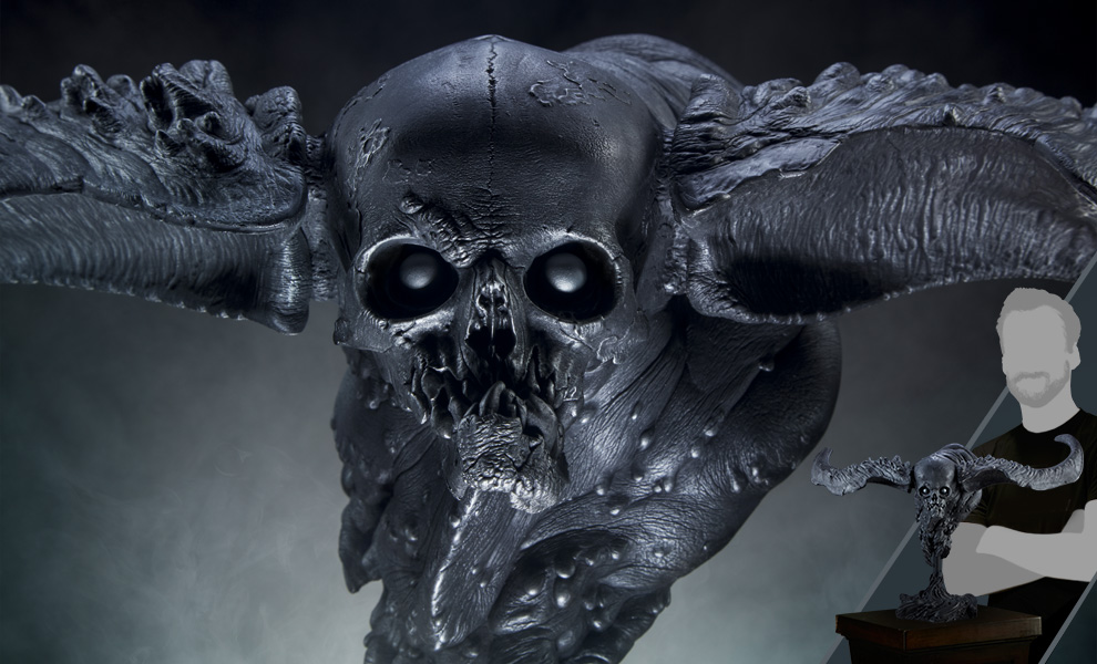 Gallery Feature Image of Executus Reaper Oglavaeil Legendary Scale™ Bust - Click to open image gallery