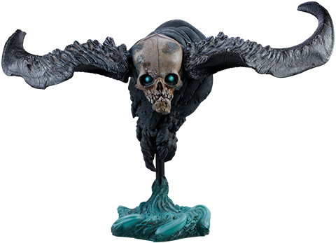 Sideshow Collectibles Executus Reaper Oglavaeil Legendary Scale™ Bust