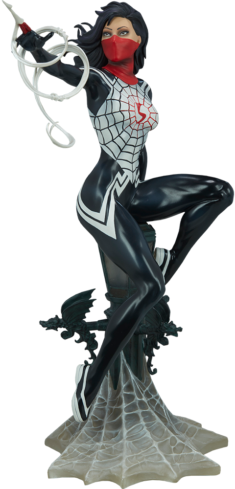 Sideshow Collectibles Silk Statue