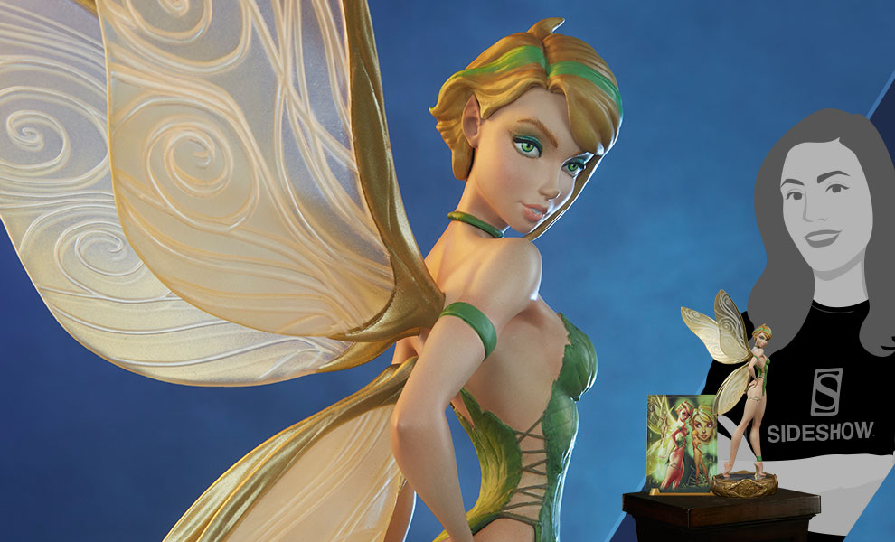 Gallery Feature Image of Tinkerbell Statue - Click to open image gallery