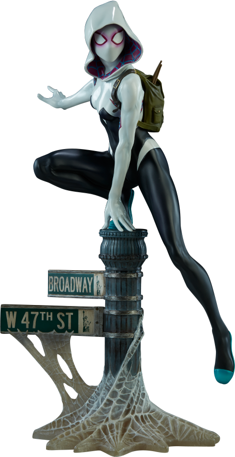 Sideshow Collectibles Spider-Gwen Statue