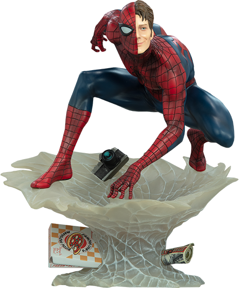 Sideshow Collectibles Spider-Man Statue
