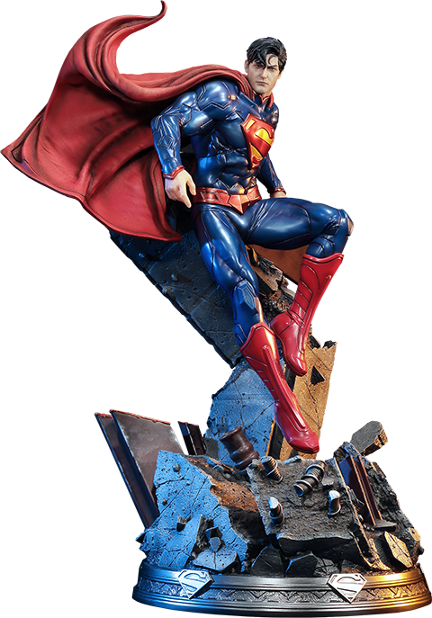 Sideshow Collectibles Superman Polystone Statue