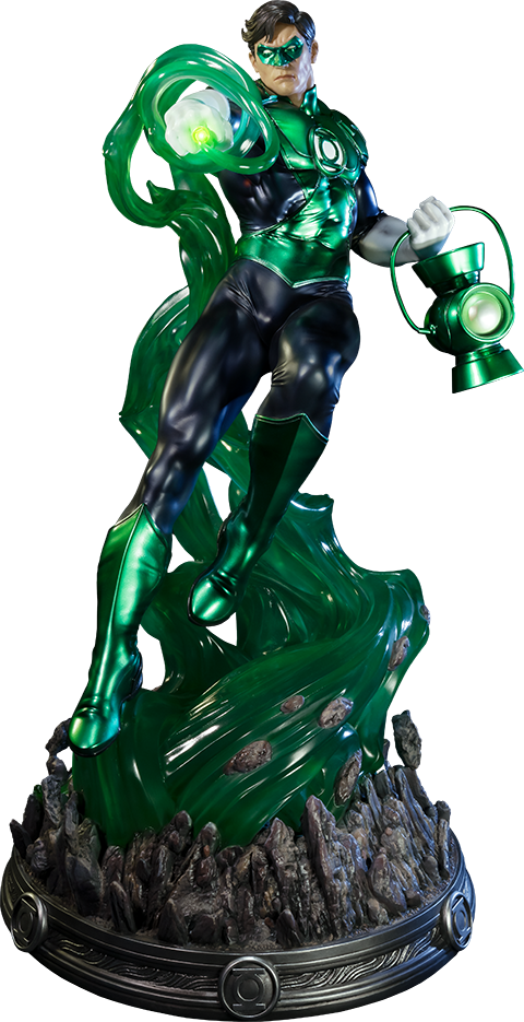 Sideshow Collectibles Green Lantern Statue