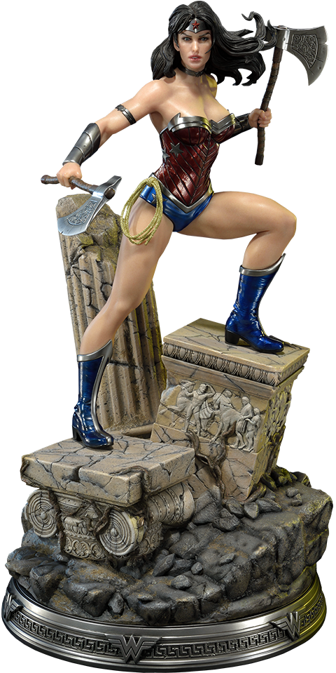 Sideshow Collectibles Wonder Woman Statue