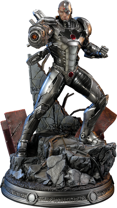 Sideshow Collectibles Cyborg Statue