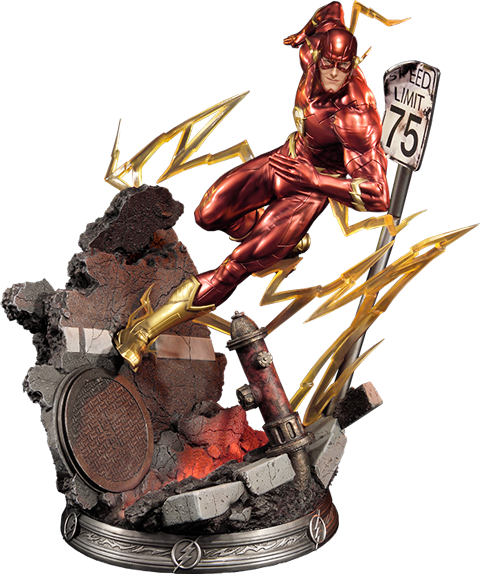 Sideshow Collectibles The Flash Statue