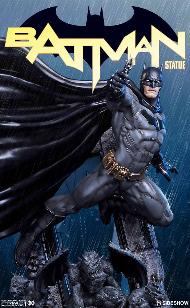 95faa00ac260 DC Comics Batman Statue by Sideshow Collectibles