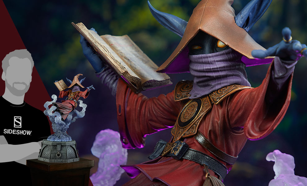 Gallery Feature Image of Orko Statue - Click to open image gallery