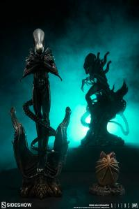 Gallery Image of Alien Egg Statue