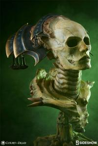 Gallery Image of Xiall The Resolve of Bone Legendary Scale™ Bust
