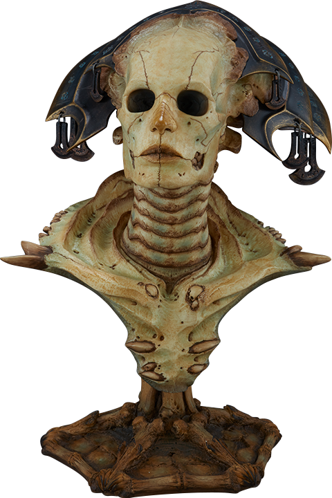 Sideshow Collectibles Xiall The Resolve of Bone Legendary Scale™ Bust