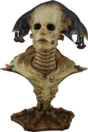Xiall The Resolve of Bone Legendary Scale™ Bust