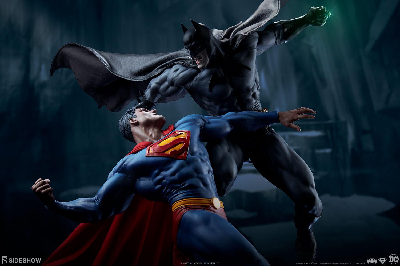 batman ve süperman