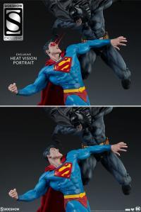 Gallery Image of Batman vs Superman Diorama
