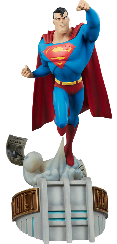 Sideshow Collectibles Superman Statue
