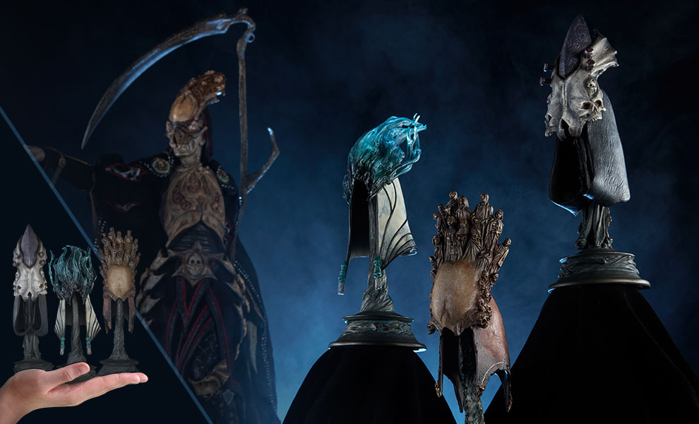 Gallery Feature Image of The Aspects of Death Mask Collectible Set - Click to open image gallery