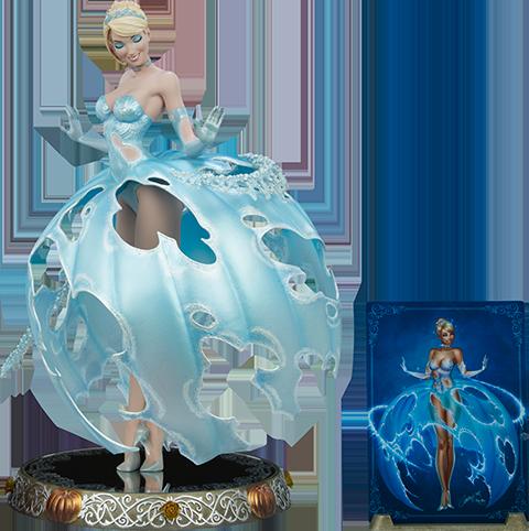 Sideshow Collectibles Cinderella Statue